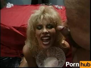 Shyla Double Teamed American Bukkake 6 - Scene1, Blonde Bukkake Milf Pornstar