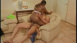BOOTYLICIOUS BIG, BLACK, AND BOOTY FULL - Scene 3