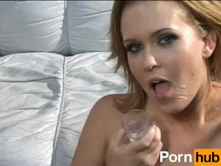Cum baths 320 sloppy cum shots - scene 5