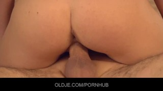 mother fucks son blowjob