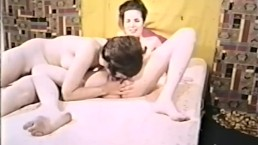 Lesbian Peepshow Loops 641 60's and 70's - Scene 7