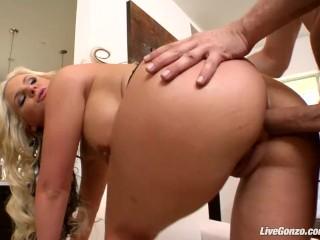 Adele Singer Porn Fucking, LiveGonzo Phoenix Marie anal Sex Wife Mature MILF Pornstar anal