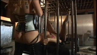 FEM SLAVE 1 - Scene 1  big tits spanking dp dildo femdom blonde blowjob skinny toys brunette petite gagging anal pornhub.com natural tits chained