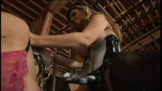 FEM SLAVE 1 - Scene 1  big tits spanking dp dildo femdom blonde blowjob skinny toys brunette petite gagging anal pornhub.com natural tits chained