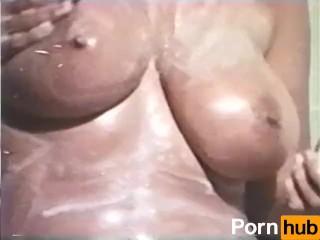 Sexy babe black stocking