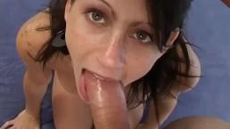 Oyeloca Busty latina mouth pussy anal fucked