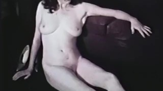 Softcore Nudes 603 1960's - Scene 7 Dancer girls