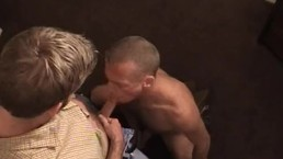 Billy Cums Home - Scene 2
