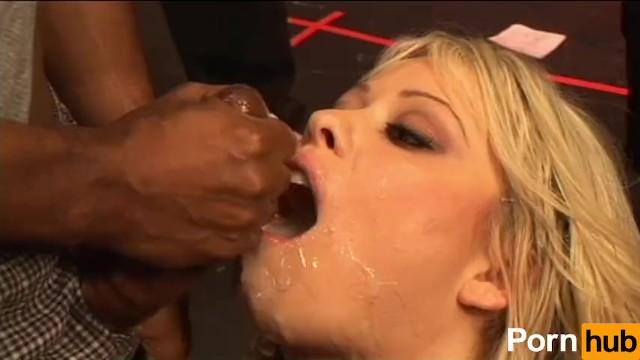 Bukkake swallow tubes The art of swallowing 3 - scene 3