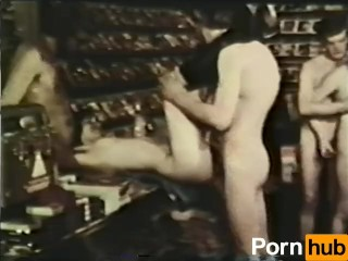 Big Classic Tits Fucking, European Peepshow Loops 404 1970s- Scene 7 Orgy Creampie Public