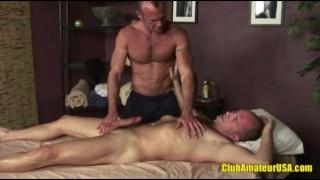Marco Rodriguez Fetish blowjob
