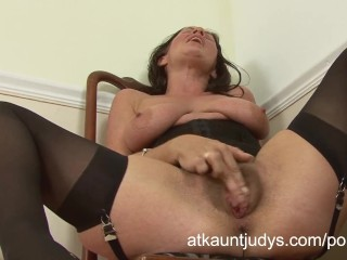 Horny mature wild woman