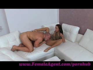 FemaleAgent. The sexiest female agent you've yet seen