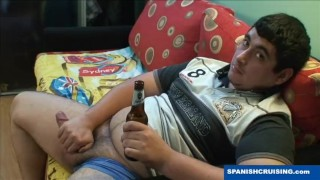 Married dude fucked