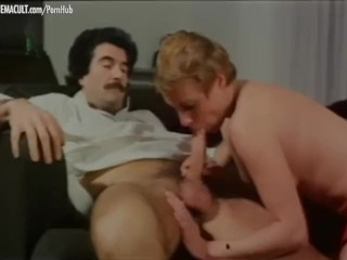 Hot milfs are having fun in this classic vintage scene
