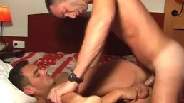 2 french sport guy get fucking hot !