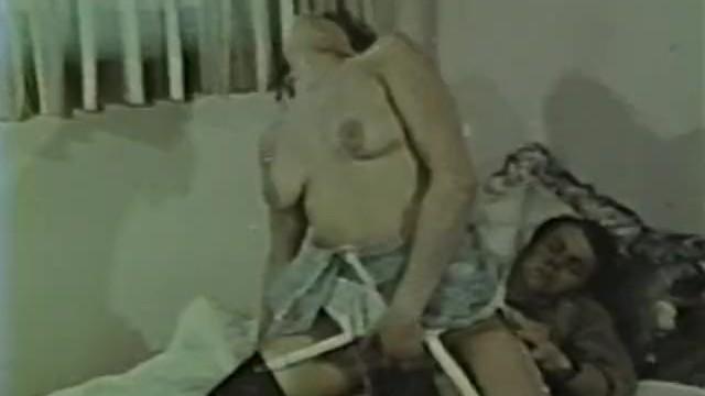 Threesome lesbian session chubby small tits ebony lesdom strapon.