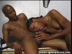 Cock Sucking Turns Bareback For These Men