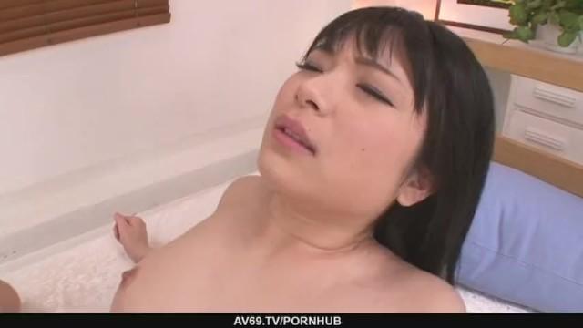 【無修正】パイパン美少女と中出しセックス