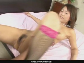 Pervert and horny babe fucked and cum covered
