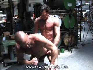 Meaty Muscle Machinists 5