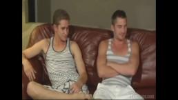 Jeremy Lange and Dayton O'Connor