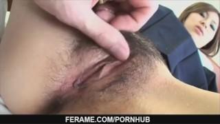 Makoto Kurosaki hottest pov action ever porno