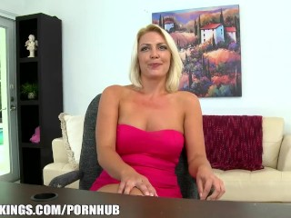 Xxx Father And Son Reality Kings - First Timer Needs Quick Cash. Good Thing Shes Gorgeous,