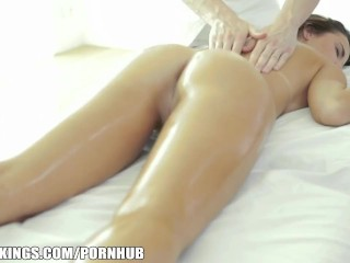 HD Love - Dillion Harper gets a sensual massage