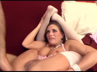 Zoey Kush Video Download Busty Mom Fucking In Sexy Thigh High Stockings And A Pink Teddy,
