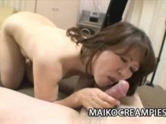 Hitomi Hirano - Japanese Granny Wrink...