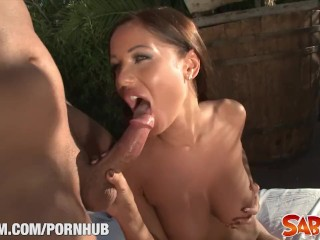 Hot Bitch Gets Her Holes Stuffed