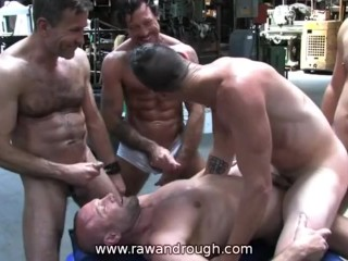 Meaty Muscle Machinists Part 2