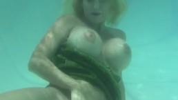 Charlee Chase Underwater