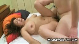 Mariko Konishi: Wonderful Nippon HouseWife Having Sex With Stranger