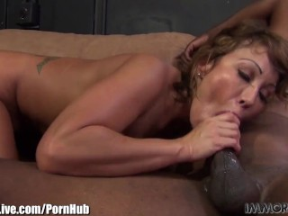 Hot Sex Mexico Fucking, Ava Devine is a black cock pleasing master