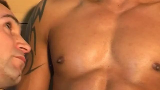 Gay sucking porn - My friend lex has sucked a sport guy in spite of him for a porn video woow