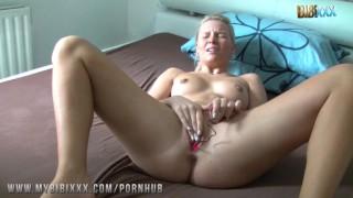 BibiXXX - Unglaublich geiler Orgasmus!