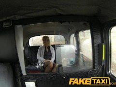 Mature blonde mom has the ride of her life