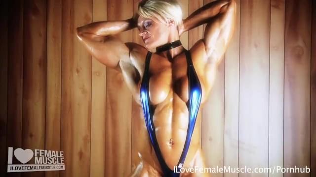 Female hardbody porn Amazing muscle girl brigita brezovac flexing her ultimate hardbody