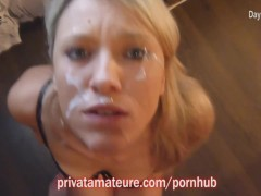 Movie:Best-of German amateur facials...