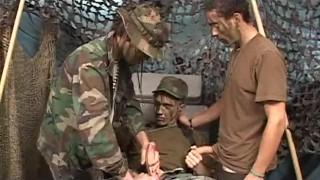 Uncut Soldiers - Scene 3