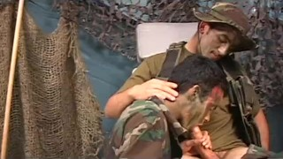 Uncut Soldiers - Scene 1