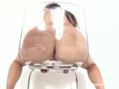 Taylor Vixen Clear Chair Fun