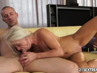 Blonde Granny Actresses Dvd - Ultra Hot Granny Butt