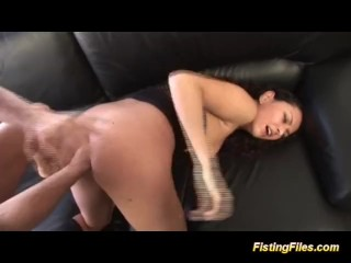 Topless In Jungle Extreme Rough Anal Fisting Lession, Cumshot Fisting Anal
