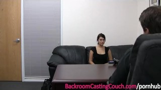 1st Anal n Lez BFFs on Casting Couch FULL VIDEO Spanish cocksucking