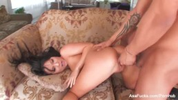 Asa Akira's Asian Encounter