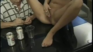 and scene young anal trimmed dp