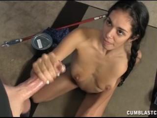 Sex Positions G Naked Teen Cum Splattered, Cumshot Handjob Teen